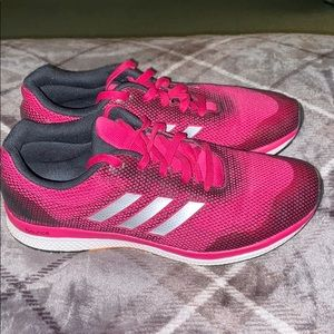 Adidas Bounce Shoes Women's Size 8.5 Preowned